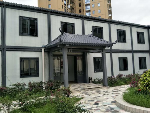 集装箱房屋在临建工程方面的作用及优势