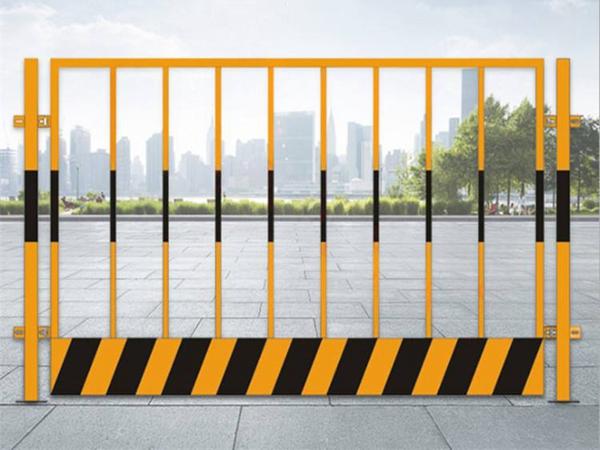 栏栅式临边安全防护