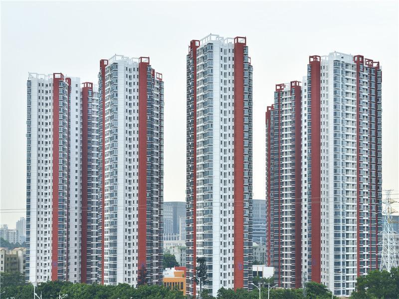 深圳市松坪山三期经济适用房