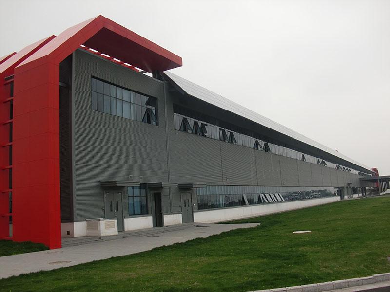 钢结构厂区