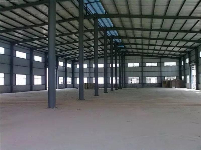 惠东汽车检测站钢结构厂房