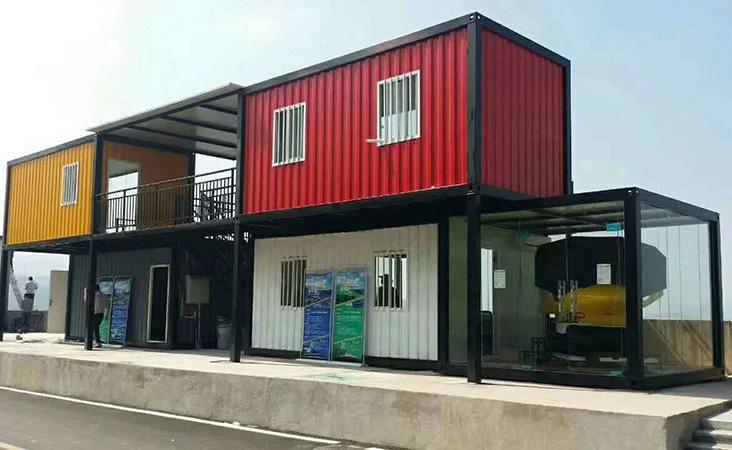 惠州港口汽车卖场休息室