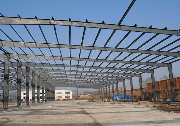 钢结构屋顶