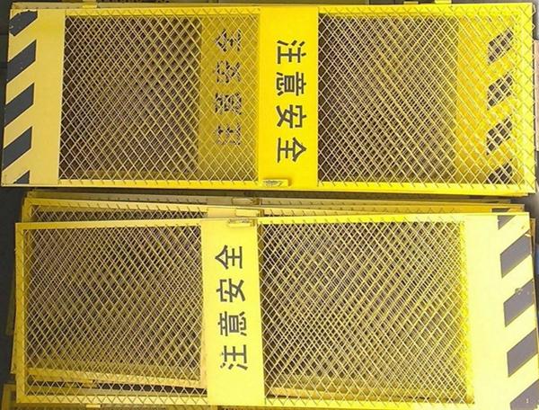 施工电梯防护门QL-A款