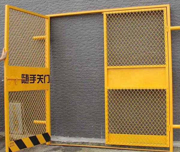 施工电梯防护门QL-B款